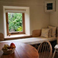 Dilston mill bed and breakfast private suite for Garden rooms dilston
